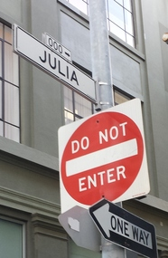 julia: do not enter